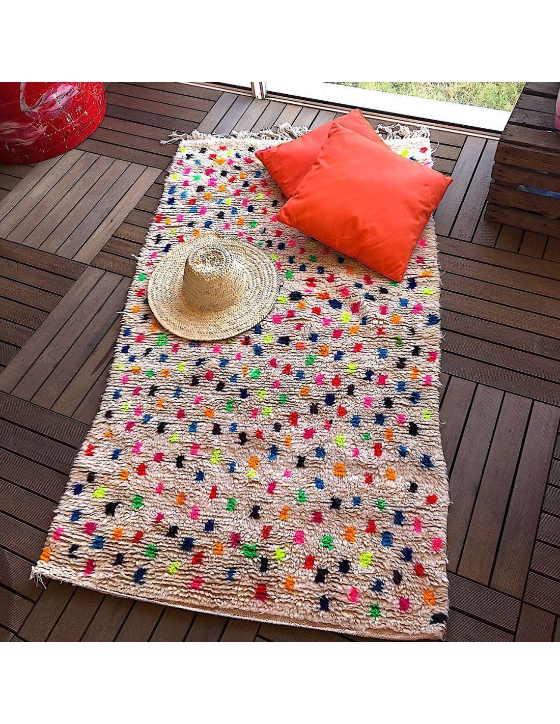 tapis berb re azilal color. Black Bedroom Furniture Sets. Home Design Ideas