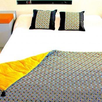 textile nomad 39 d co objet de d coration fait main. Black Bedroom Furniture Sets. Home Design Ideas